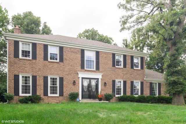 321 Bittersweet Court, Schaumburg, IL 60193 (MLS #10457986) :: Berkshire Hathaway HomeServices Snyder Real Estate