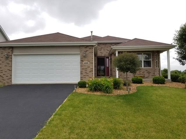 1466 Rolling Pass, Beecher, IL 60401 (MLS #10458041) :: Property Consultants Realty