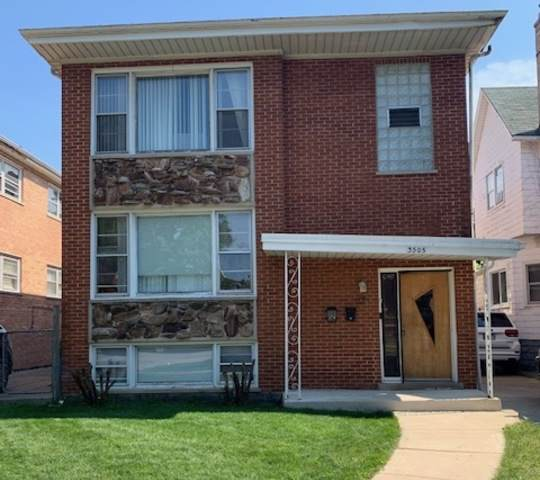 3505 W 64th Street, Chicago, IL 60629 (MLS #10458042) :: Ani Real Estate