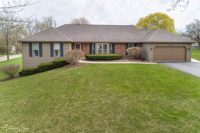 705 Yorktown Drive, Algonquin, IL 60102 (MLS #10458051) :: Berkshire Hathaway HomeServices Snyder Real Estate