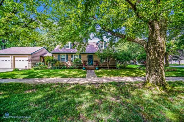 107 E Jackson Street, Oswego, IL 60543 (MLS #10458072) :: Berkshire Hathaway HomeServices Snyder Real Estate