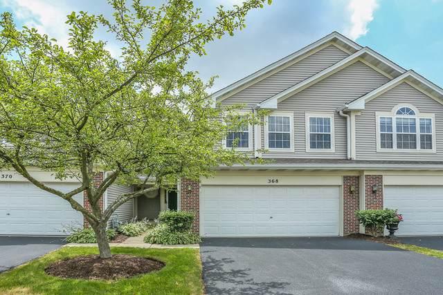 368 E Haver Hill Court, Itasca, IL 60143 (MLS #10458074) :: Helen Oliveri Real Estate