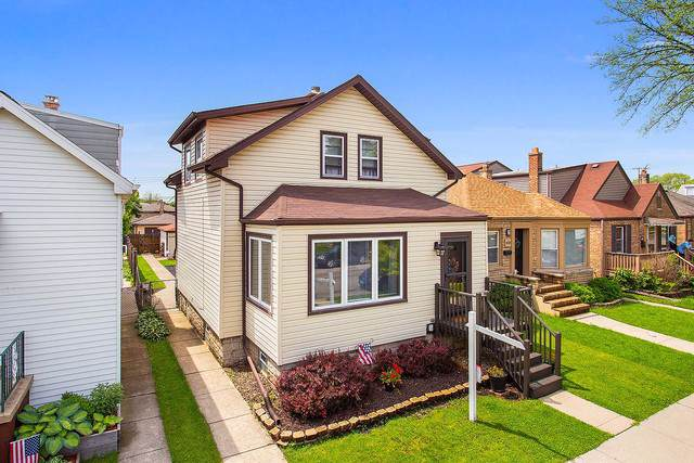 3416 N Orange Avenue, Chicago, IL 60634 (MLS #10458093) :: Berkshire Hathaway HomeServices Snyder Real Estate