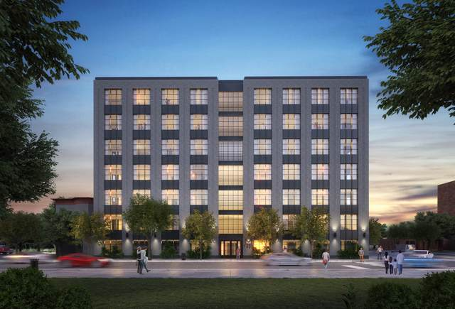 1400 W Monroe Street 4C, Chicago, IL 60607 (MLS #10458117) :: Berkshire Hathaway HomeServices Snyder Real Estate