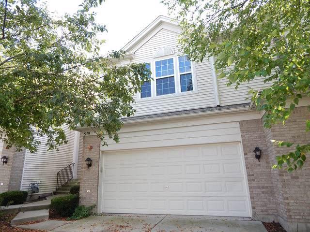 919 Elizabeth Drive, Streamwood, IL 60107 (MLS #10458141) :: Century 21 Affiliated