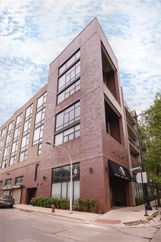3946 N Ravenswood Avenue N #408, Chicago, IL 60613 (MLS #10458142) :: John Lyons Real Estate