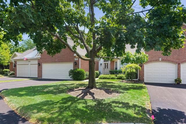 123 Radcliffe Court, Glenview, IL 60026 (MLS #10458159) :: Helen Oliveri Real Estate