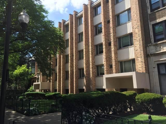 510 W Fullerton Parkway #512, Chicago, IL 60614 (MLS #10458175) :: Helen Oliveri Real Estate