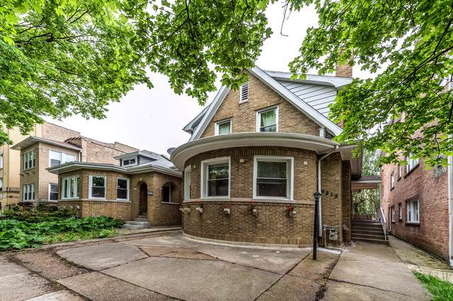 6213 N Fairfield Avenue, Chicago, IL 60659 (MLS #10458191) :: Berkshire Hathaway HomeServices Snyder Real Estate