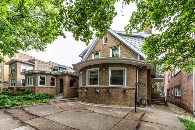 6213 N Fairfield Avenue, Chicago, IL 60659 (MLS #10458191) :: Helen Oliveri Real Estate