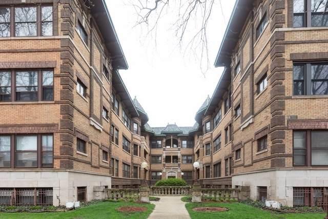 5103 S Ingleside Avenue #1, Chicago, IL 60615 (MLS #10458203) :: Helen Oliveri Real Estate