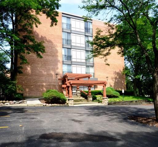 5810 Oakwood Drive 1B, Lisle, IL 60532 (MLS #10458213) :: Helen Oliveri Real Estate