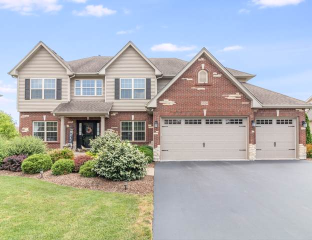 938 Heartland Drive N, Yorkville, IL 60560 (MLS #10458215) :: Berkshire Hathaway HomeServices Snyder Real Estate