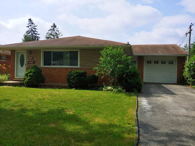 405 Berkshire Lane, Des Plaines, IL 60016 (MLS #10458224) :: Berkshire Hathaway HomeServices Snyder Real Estate