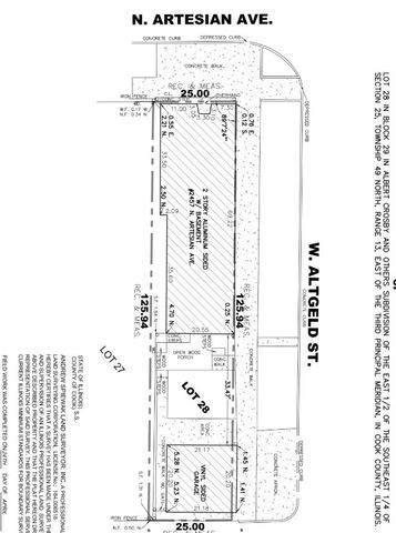 2457 N Artesian Avenue, Chicago, IL 60647 (MLS #10458279) :: John Lyons Real Estate
