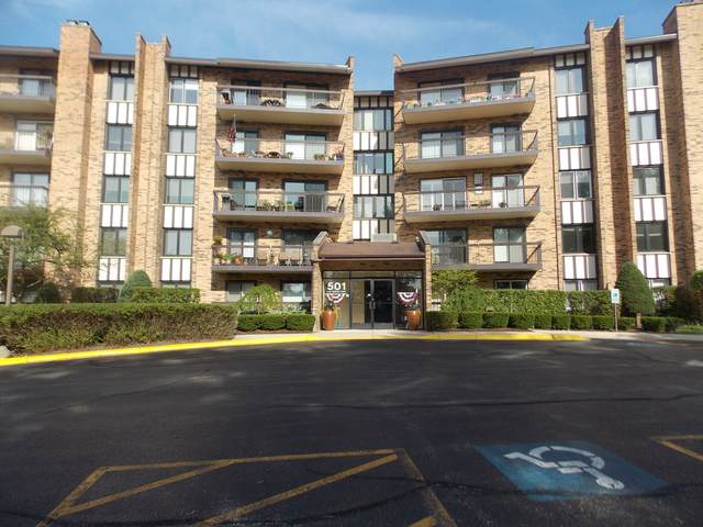 501 Lake Hinsdale Drive #304, Willowbrook, IL 60527 (MLS #10458294) :: Berkshire Hathaway HomeServices Snyder Real Estate