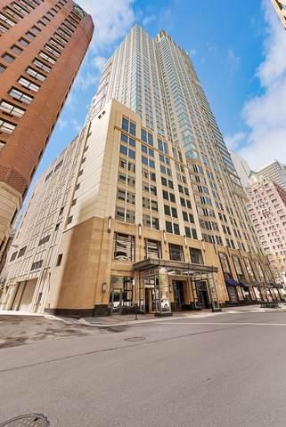 57 E Delaware Place #3506, Chicago, IL 60611 (MLS #10458296) :: Ani Real Estate
