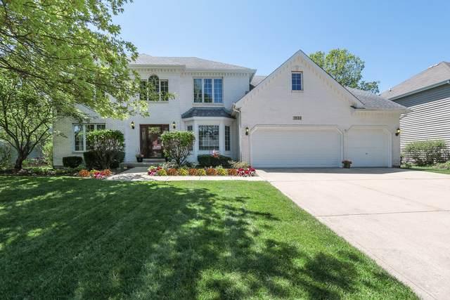 3844 Mandeville Lane, Naperville, IL 60564 (MLS #10458299) :: The Wexler Group at Keller Williams Preferred Realty