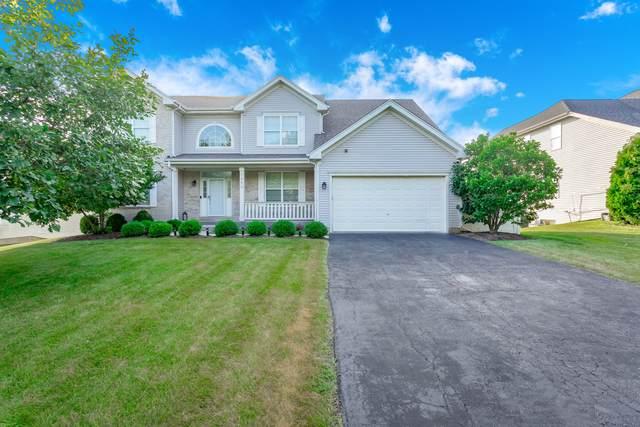 1642 Acorn Drive, Hoffman Estates, IL 60192 (MLS #10458306) :: Ryan Dallas Real Estate