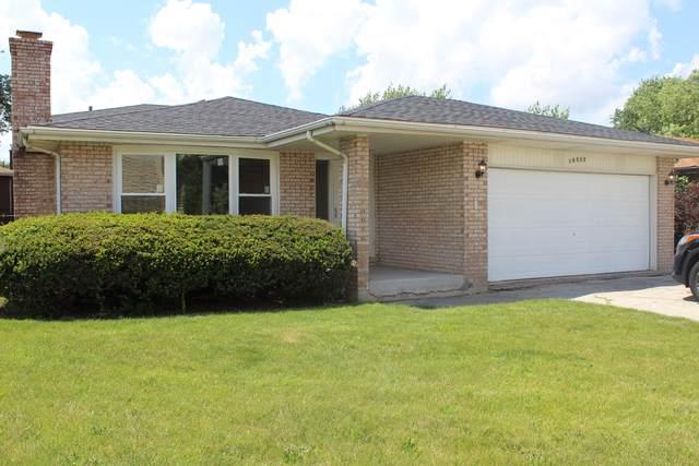 16530 Prince Drive, South Holland, IL 60473 (MLS #10458320) :: Ryan Dallas Real Estate