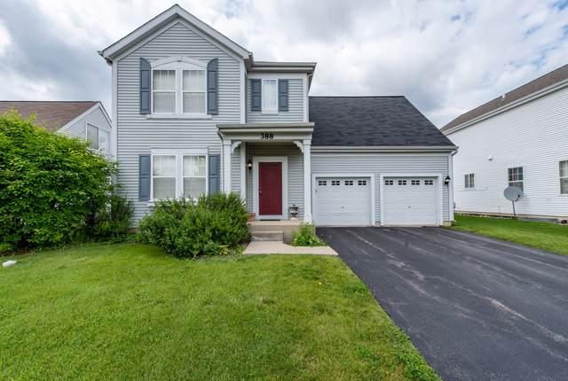 388 W Savoy Drive, Round Lake, IL 60073 (MLS #10458321) :: Ryan Dallas Real Estate