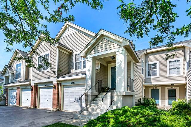 2478 Wilton Lane, Aurora, IL 60502 (MLS #10458322) :: Berkshire Hathaway HomeServices Snyder Real Estate