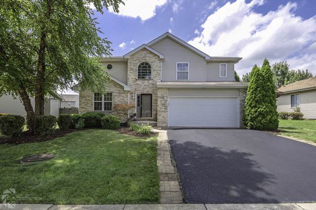618 Wild Indigo Avenue, Romeoville, IL 60446 (MLS #10458367) :: Berkshire Hathaway HomeServices Snyder Real Estate