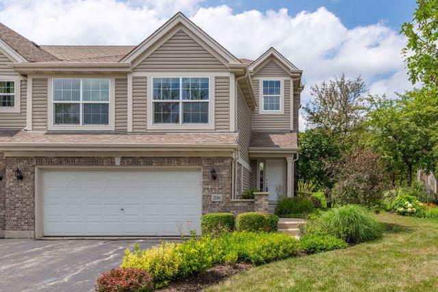 206 River Mist Court, Oswego, IL 60543 (MLS #10458375) :: Berkshire Hathaway HomeServices Snyder Real Estate