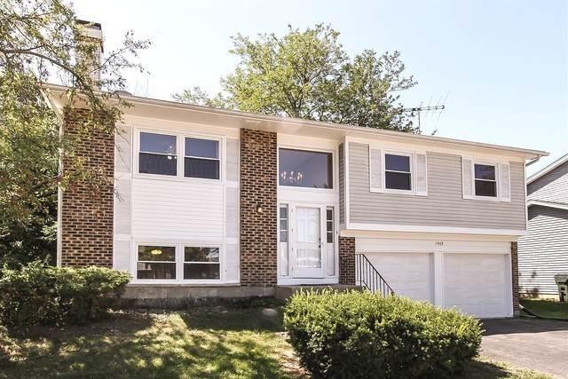 1465 Port Arthur Court, Hoffman Estates, IL 60192 (MLS #10458421) :: Berkshire Hathaway HomeServices Snyder Real Estate