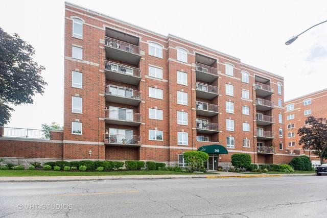 365 Graceland Avenue 303A, Des Plaines, IL 60016 (MLS #10458425) :: Berkshire Hathaway HomeServices Snyder Real Estate