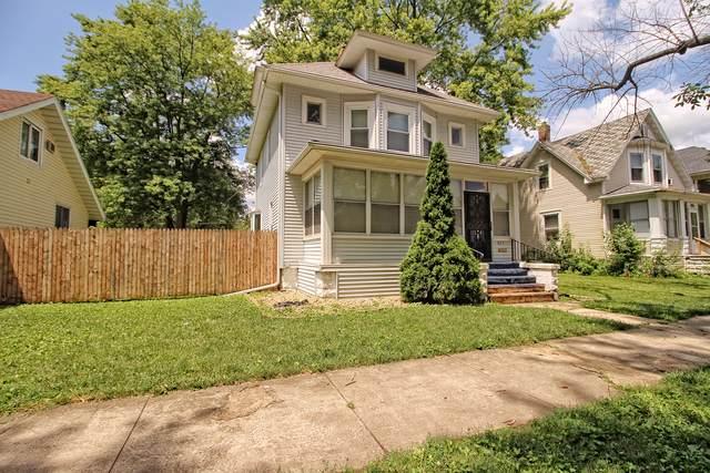 627 S Poplar Avenue, Kankakee, IL 60901 (MLS #10458434) :: Baz Realty Network | Keller Williams Elite