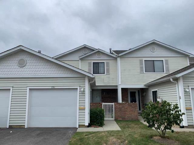 731 Sunfish 151C, Schaumburg, IL 60194 (MLS #10458440) :: Berkshire Hathaway HomeServices Snyder Real Estate