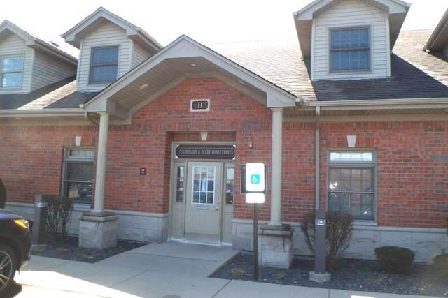 12820 Ridgeland Avenue B, Palos Heights, IL 60463 (MLS #10458484) :: Ani Real Estate