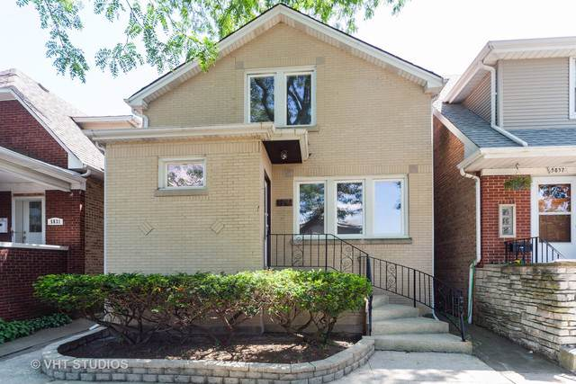 5833 W Berenice Avenue, Chicago, IL 60634 (MLS #10458495) :: Berkshire Hathaway HomeServices Snyder Real Estate