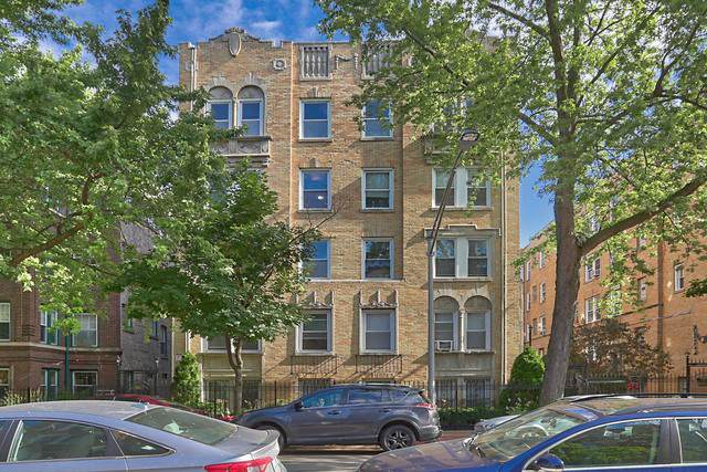 846 W Ainslie Street P2, Chicago, IL 60640 (MLS #10458525) :: John Lyons Real Estate