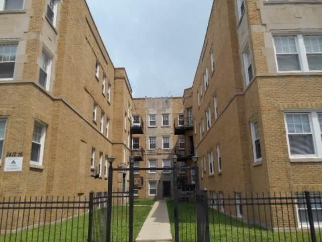 2416 W Bryn Mawr Avenue 1N, Chicago, IL 60659 (MLS #10458533) :: Berkshire Hathaway HomeServices Snyder Real Estate