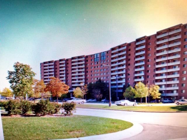 21 Kristin Drive #1023, Schaumburg, IL 60195 (MLS #10458534) :: Berkshire Hathaway HomeServices Snyder Real Estate