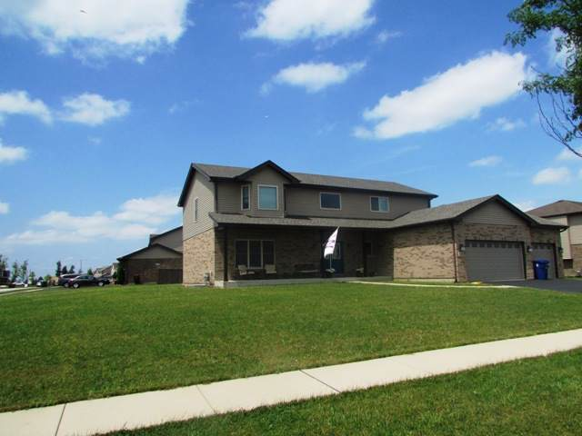 2199 Sky View Drive, New Lenox, IL 60451 (MLS #10458545) :: Berkshire Hathaway HomeServices Snyder Real Estate