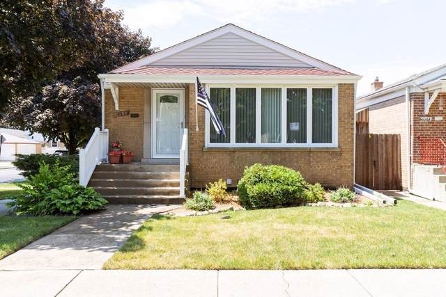 6058 S Monitor Avenue, Chicago, IL 60638 (MLS #10458576) :: Century 21 Affiliated