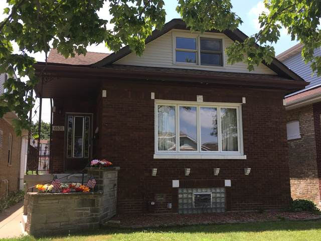 6131 W Berenice Avenue, Chicago, IL 60634 (MLS #10458587) :: Berkshire Hathaway HomeServices Snyder Real Estate