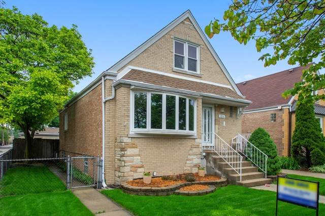 3216 N Pioneer Avenue, Chicago, IL 60634 (MLS #10458624) :: Berkshire Hathaway HomeServices Snyder Real Estate