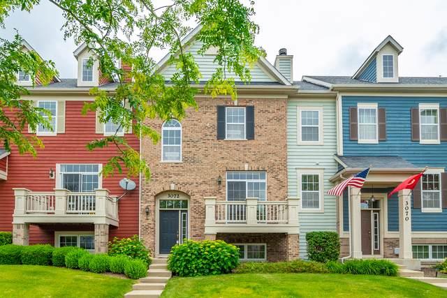 3072 Bridgeham Street #3072, Elgin, IL 60124 (MLS #10458636) :: Angela Walker Homes Real Estate Group