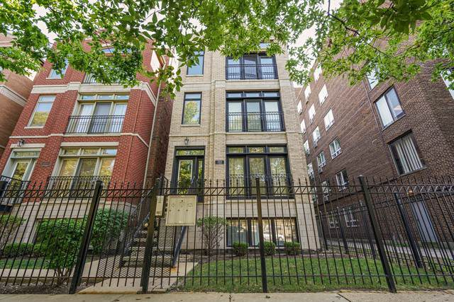 3309 S Michigan Avenue #1, Chicago, IL 60616 (MLS #10458645) :: Angela Walker Homes Real Estate Group