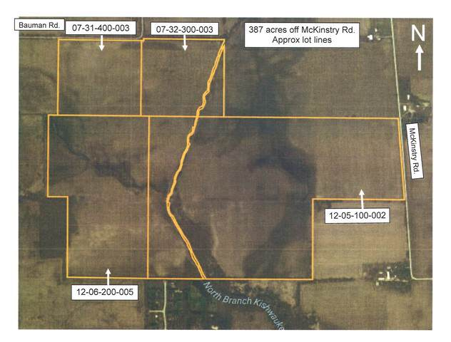 388 Acres Off Mckinstry Road, Woodstock, IL 60098 (MLS #10458713) :: Lewke Partners