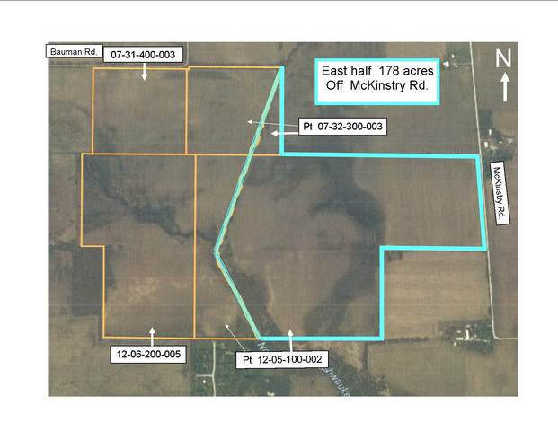 178 Acres Off Mckinstry Road, Woodstock, IL 60098 (MLS #10458714) :: Lewke Partners