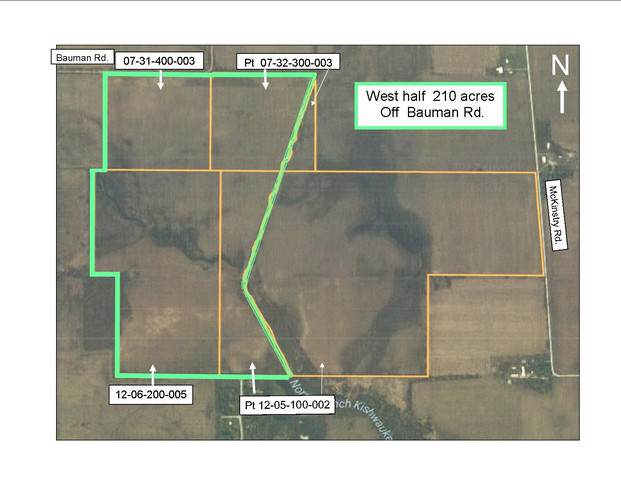 210 Acres Off Bauman Road, Woodstock, IL 60098 (MLS #10458715) :: Lewke Partners