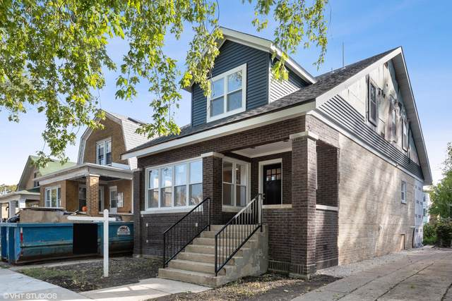 5107 W Eddy Street, Chicago, IL 60641 (MLS #10458718) :: Property Consultants Realty