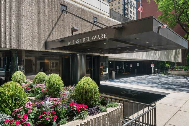 200 E Delaware Place 36-PH, Chicago, IL 60611 (MLS #10458722) :: Berkshire Hathaway HomeServices Snyder Real Estate