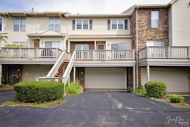 1303 S Parkside Drive, Palatine, IL 60067 (MLS #10458739) :: The Dena Furlow Team - Keller Williams Realty