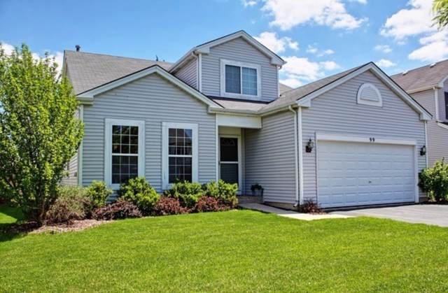 99 S Springside Drive, Round Lake, IL 60073 (MLS #10458809) :: Berkshire Hathaway HomeServices Snyder Real Estate
